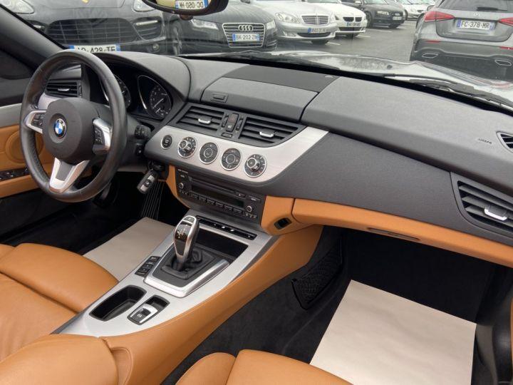 BMW Z4 SDRIVE 35i 306ch LUXE (E89) DKG GRIS FONCE - 12