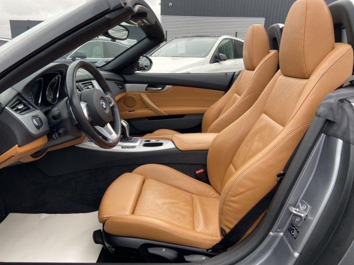 BMW Z4 SDRIVE 35i 306ch LUXE (E89) DKG GRIS FONCE - 13