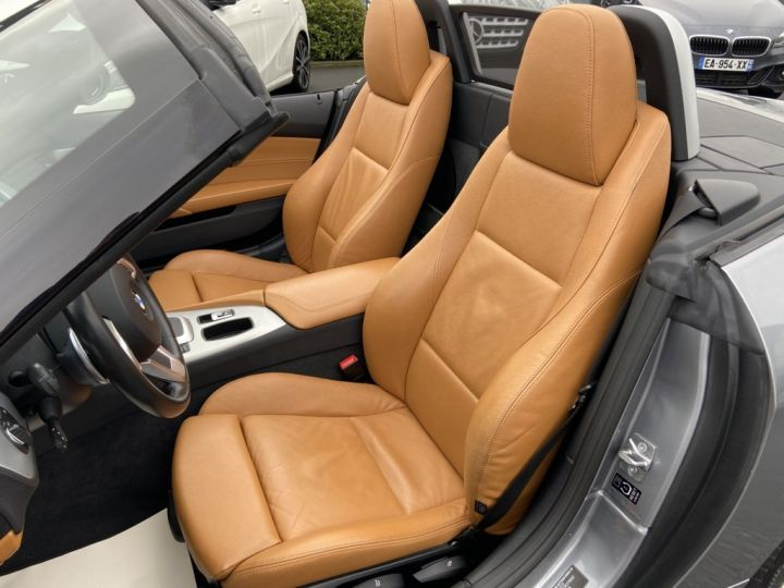 BMW Z4 SDRIVE 35i 306ch LUXE (E89) DKG GRIS FONCE - 14