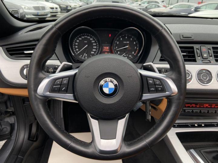 BMW Z4 SDRIVE 35i 306ch LUXE (E89) DKG GRIS FONCE - 17
