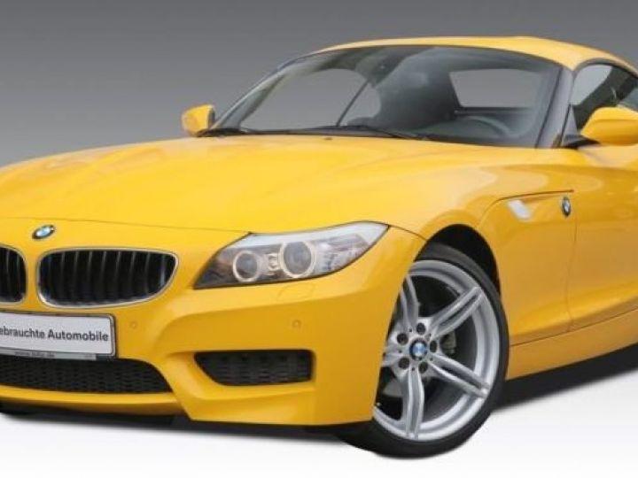 BMW Z4 SDRIVE PACK M 2.0L JAUNE - 1