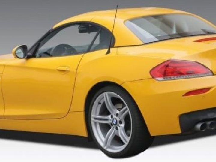 BMW Z4 SDRIVE PACK M 2.0L JAUNE - 2