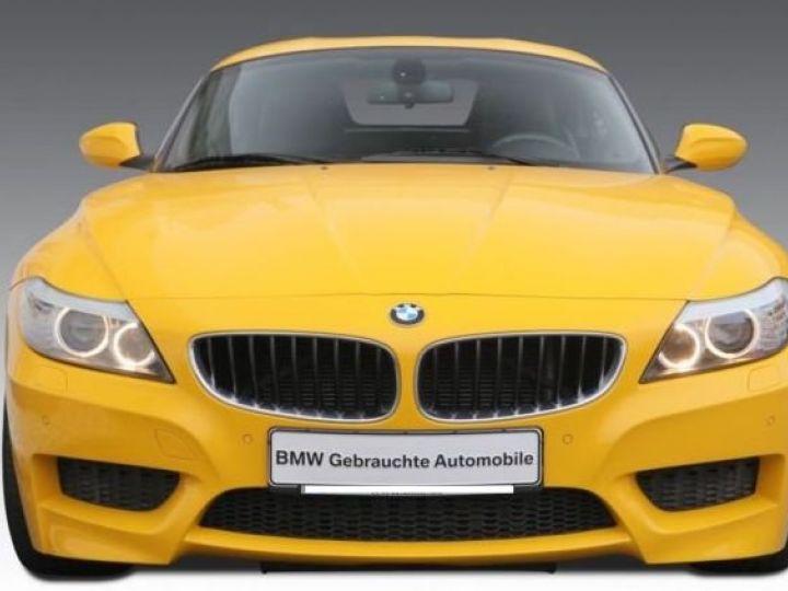 BMW Z4 SDRIVE PACK M 2.0L JAUNE - 3