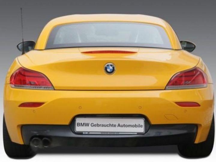 BMW Z4 SDRIVE PACK M 2.0L JAUNE - 4