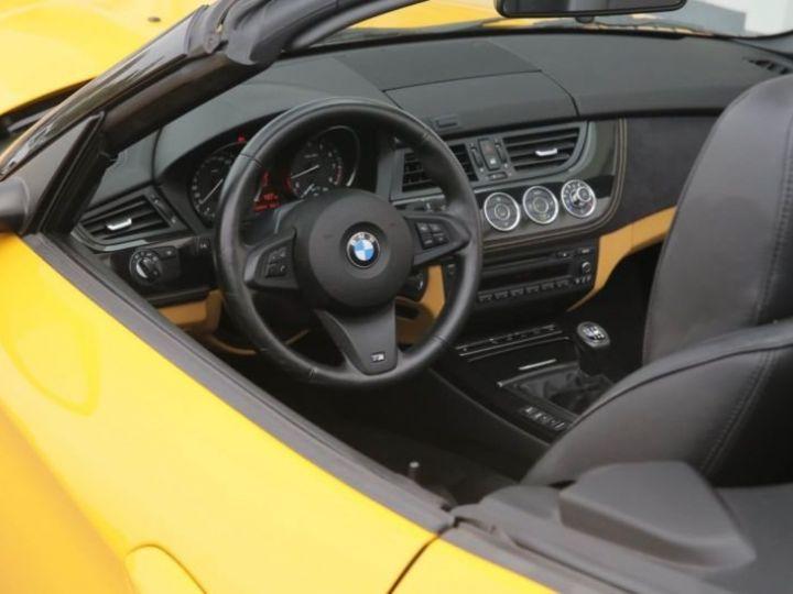 BMW Z4 SDRIVE PACK M 2.0L JAUNE - 5
