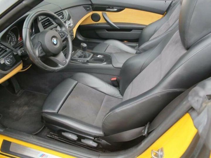 BMW Z4 SDRIVE PACK M 2.0L JAUNE - 6