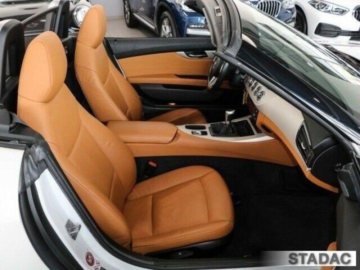 BMW Z4 sDrive18i # Inclus Carte Grise, Malus écolo et livraison à votre domicile # Blanc - 3