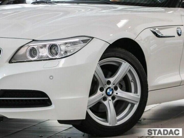 BMW Z4 sDrive18i # Inclus Carte Grise, Malus écolo et livraison à votre domicile # Blanc - 5