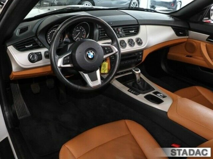 BMW Z4 sDrive18i # Inclus Carte Grise, Malus écolo et livraison à votre domicile # Blanc - 7