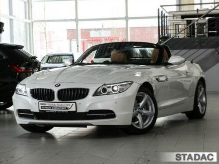 BMW Z4 sDrive18i # Inclus Carte Grise, Malus écolo et livraison à votre domicile # Blanc - 1