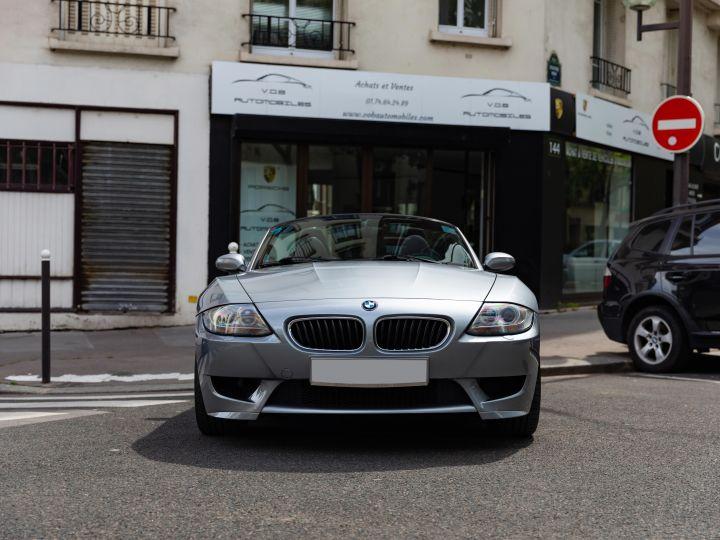 BMW Z4 Z4M 3.2 343 Cv Roadster Gris Antharcite - 2