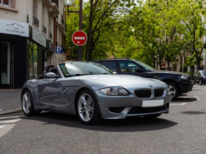 BMW Z4 Z4M 3.2 343 Cv Roadster Gris Antharcite - 4