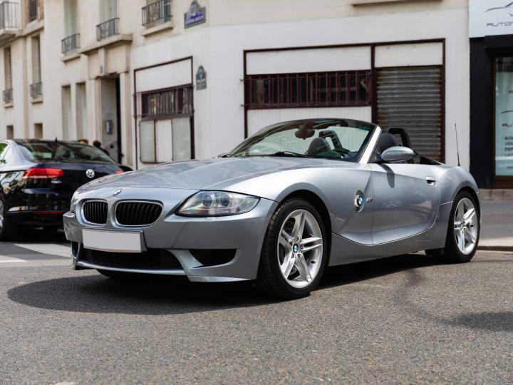 BMW Z4 Z4M 3.2 343 Cv Roadster Gris Antharcite - 1