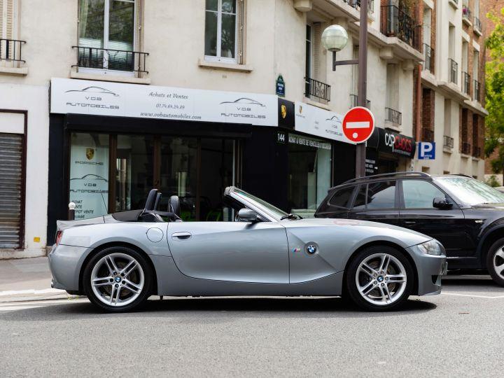 BMW Z4 Z4M 3.2 343 Cv Roadster Gris Antharcite - 5
