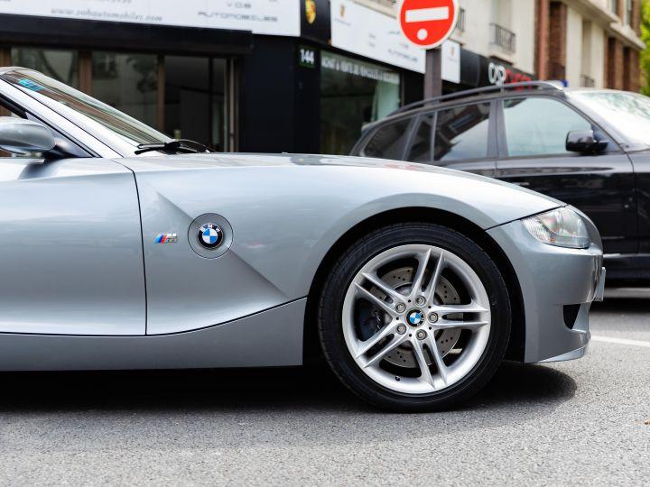 BMW Z4 Z4M 3.2 343 Cv Roadster Gris Antharcite - 7