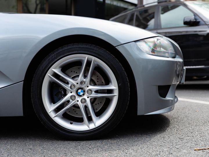 BMW Z4 Z4M 3.2 343 Cv Roadster Gris Antharcite - 8