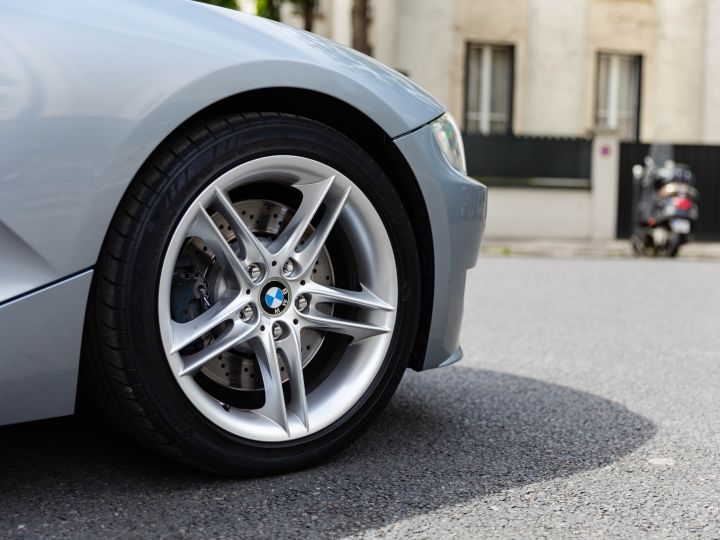 BMW Z4 Z4M 3.2 343 Cv Roadster Gris Antharcite - 10