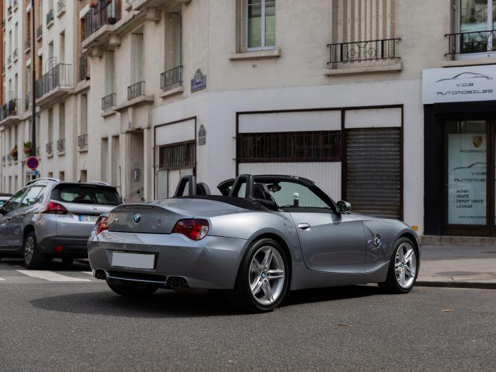 BMW Z4 Z4M 3.2 343 Cv Roadster Gris Antharcite - 11