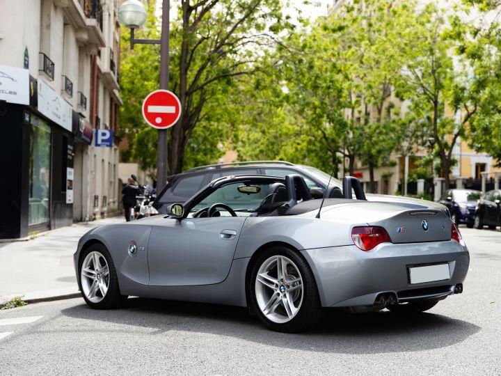 BMW Z4 Z4M 3.2 343 Cv Roadster Gris Antharcite - 12