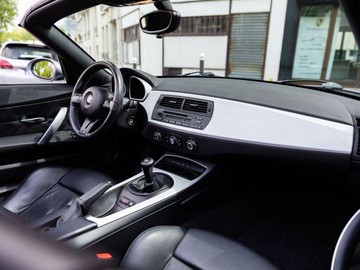 BMW Z4 Z4M 3.2 343 Cv Roadster Gris Antharcite - 15
