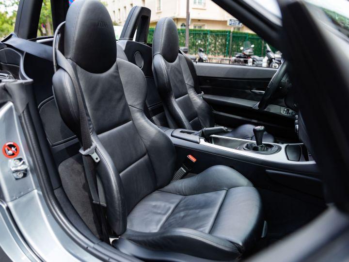 BMW Z4 Z4M 3.2 343 Cv Roadster Gris Antharcite - 16