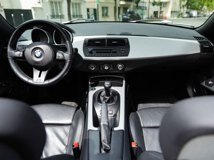 BMW Z4 Z4M 3.2 343 Cv Roadster Gris Antharcite - 17