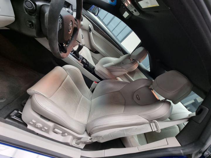 Cadillac CTS-V Coupé 564ch V8 6.2L Supercharged Bleu - 5
