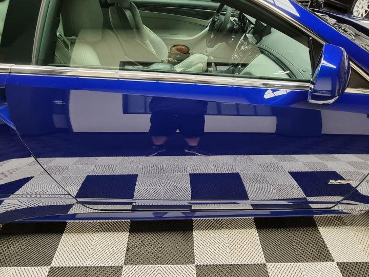 Cadillac CTS-V Coupé 564ch V8 6.2L Supercharged Bleu - 13
