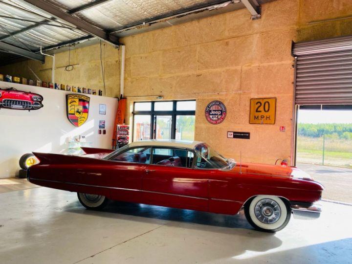 Cadillac DEVILLE V8 390CI Rouge - 8
