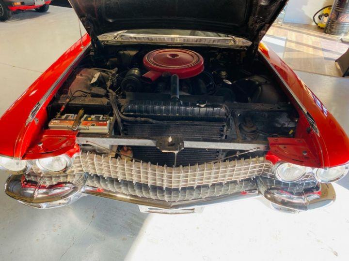 Cadillac DEVILLE V8 390CI Rouge - 11