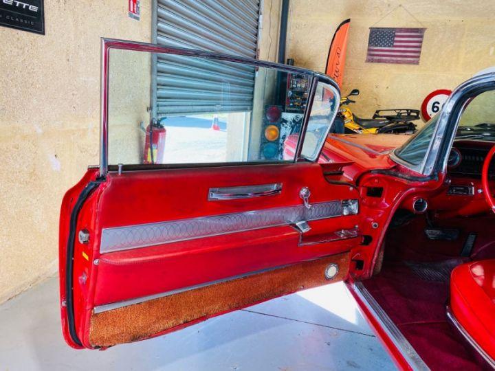 Cadillac DEVILLE V8 390CI Rouge - 12