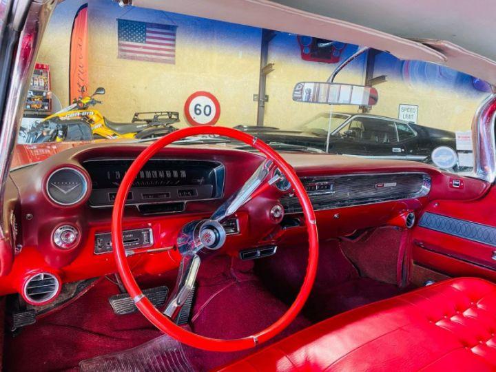 Cadillac DEVILLE V8 390CI Rouge - 14