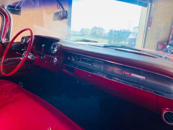 Cadillac DEVILLE V8 390CI Rouge - 17