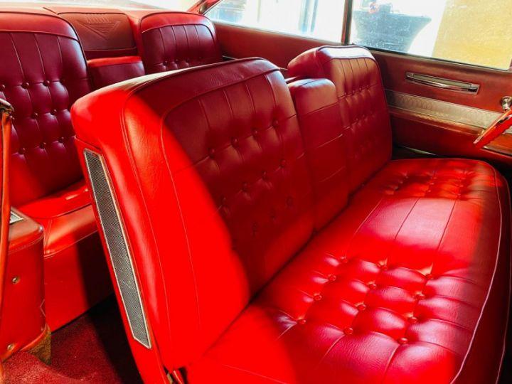 Cadillac DEVILLE V8 390CI Rouge - 19