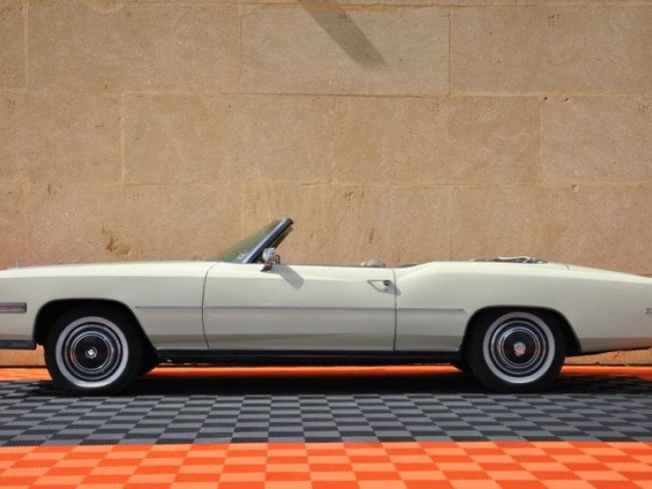 Cadillac Eldorado V8 8.2 Beige - 4