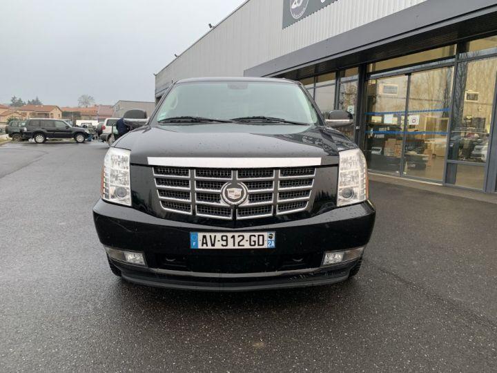 Cadillac ESCALADE 6.2 L V8 409 CV Luxury Noir - 2