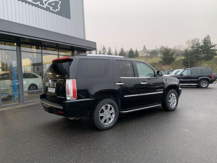 Cadillac ESCALADE 6.2 L V8 409 CV Luxury Noir - 4