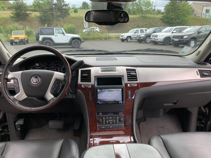 Cadillac ESCALADE 6.2 L V8 409 CV Luxury Noir - 12