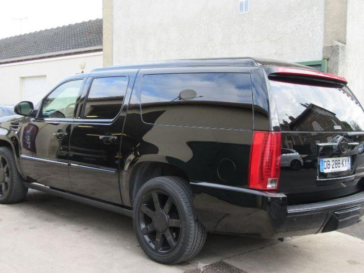 Cadillac ESCALADE 6.2 V8 SPORT LUXURY BVA NOIR Occasion - 3
