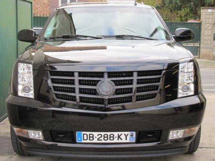 Cadillac ESCALADE 6.2 V8 SPORT LUXURY BVA NOIR Occasion - 6