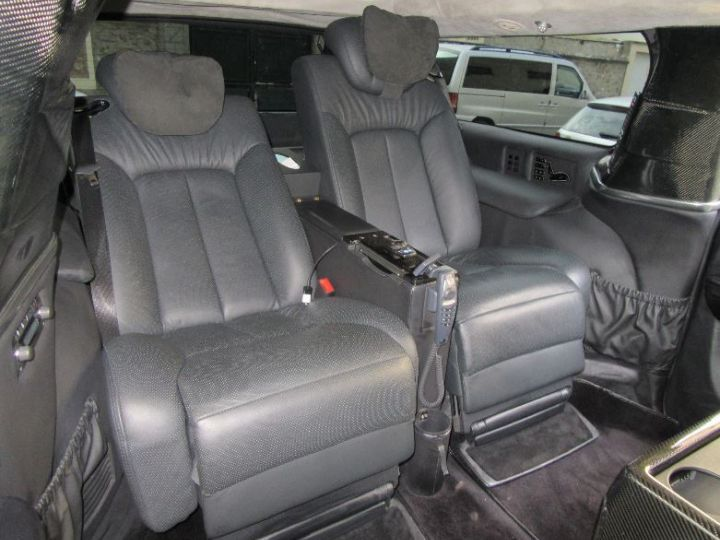 Cadillac ESCALADE 6.2 V8 SPORT LUXURY BVA NOIR Occasion - 14