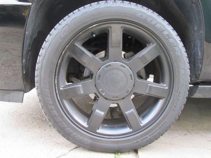 Cadillac ESCALADE 6.2 V8 SPORT LUXURY BVA NOIR Occasion - 20