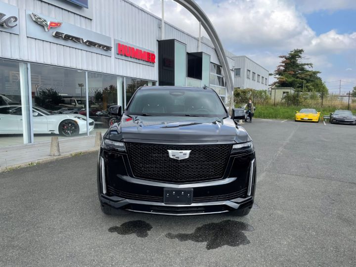 Cadillac ESCALADE ESV Sport V8 6,2L Noir - 2