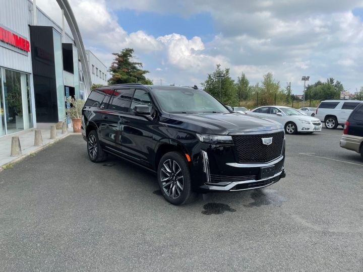 Cadillac ESCALADE ESV Sport V8 6,2L Noir - 3