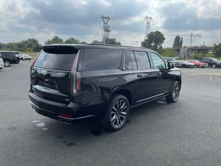 Cadillac ESCALADE ESV Sport V8 6,2L Noir - 5