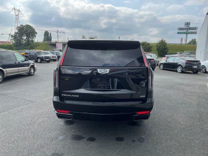 Cadillac ESCALADE ESV Sport V8 6,2L Noir - 6