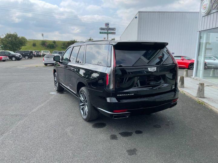 Cadillac ESCALADE ESV Sport V8 6,2L Noir - 7