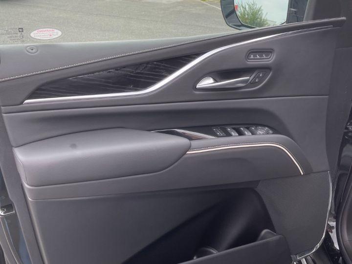 Cadillac ESCALADE ESV Sport V8 6,2L Noir - 15