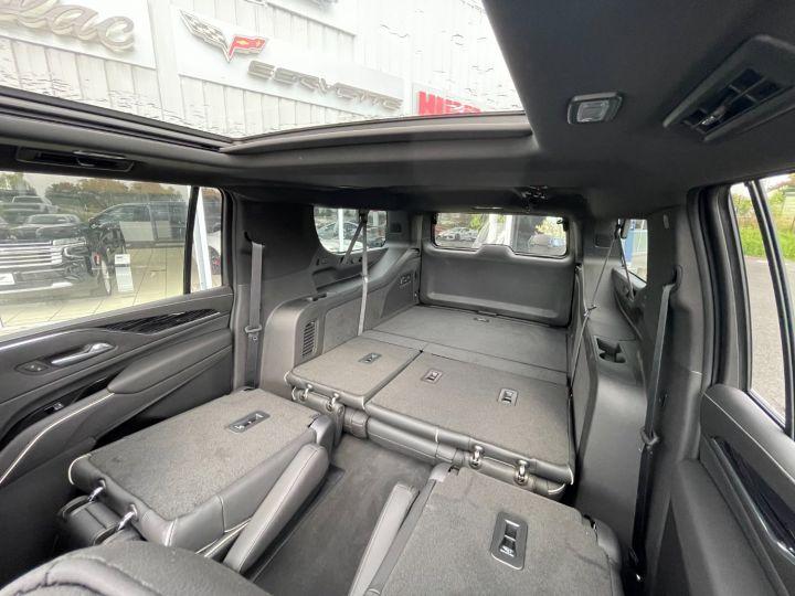 Cadillac ESCALADE ESV Sport V8 6,2L Noir - 13
