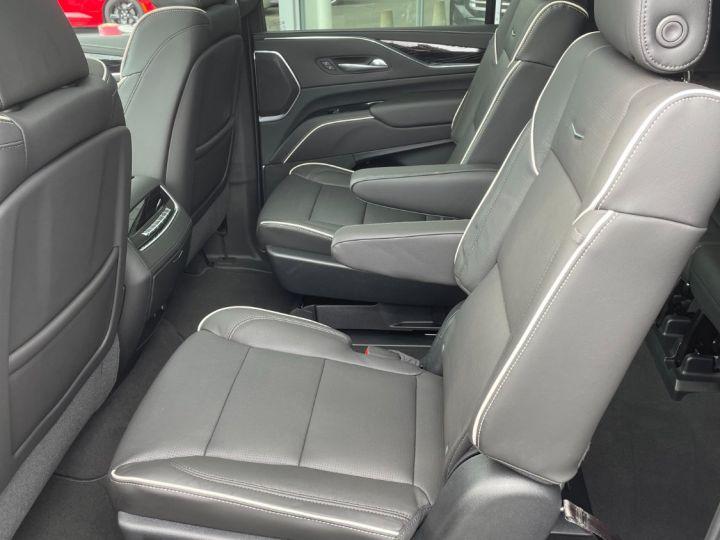 Cadillac ESCALADE ESV Sport V8 6,2L Noir - 12
